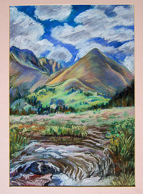 North Fork Painting - North Fork by Lila McClellan
