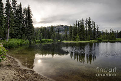 Photograph - North Fork Of The Payette by Idaho Scenic Images Linda Lantzy