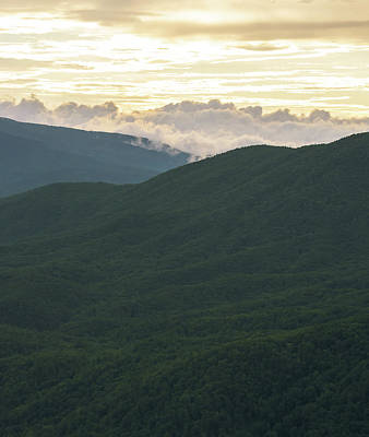 Photograph - North Georgia Mountains 10 by Andrea Anderegg