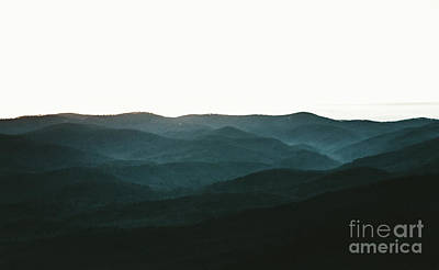 Photograph - North Georgia Mountains 3 by Andrea Anderegg