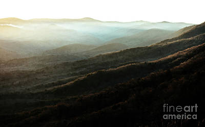 Photograph - North Georgia Mountains 4  by Andrea Anderegg
