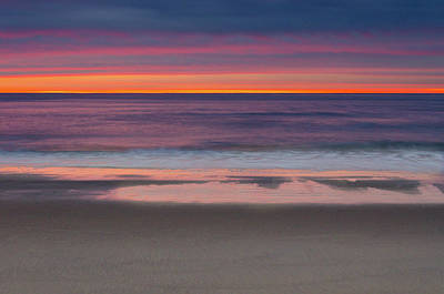 Photograph - North Hampton Sunrise by Mike Ste Marie