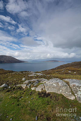Isle Of Harris Wall Art - Photograph - North Harris Views by Smart Aviation