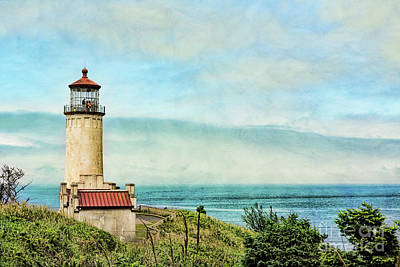 North Head Lighthouse Art Print