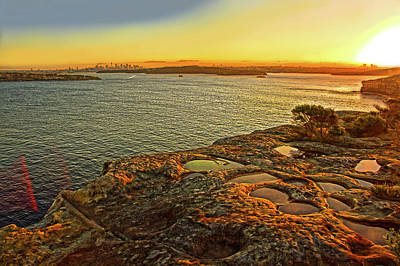 Photograph - North Head Sunset In May by Miroslava Jurcik