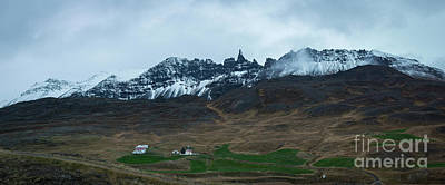 Photograph - North Iceland Countryside  by Michael Ver Sprill