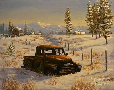 North Idaho Yard Art Original