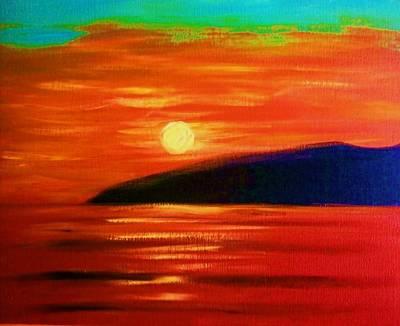 North Kohala Art Print by Charles  Jennison