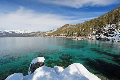 Photograph - North Lake Tahoe  by Sean Sarsfield