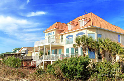 Photograph - North Myrtle Beach Living by John Rizzuto