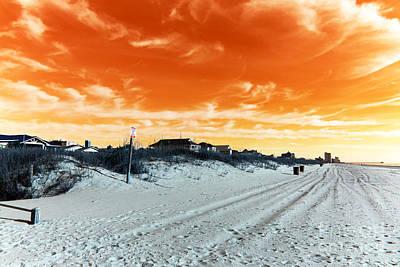 Photograph - North Myrtle Beach Pop Art by John Rizzuto