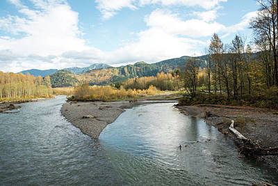 Photograph - North Nooksack And Route 9 by Tom Cochran