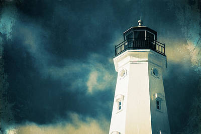 North Point Lighthouse Art Print