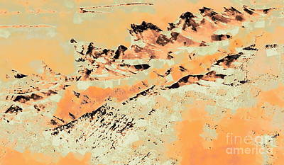Digital Art - North Rim Contemporary 2 by Tim Richards