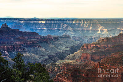 Southwest Gate Photograph - North Rim by Robert Bales