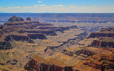 Photograph - North Rim by Robert Brusca