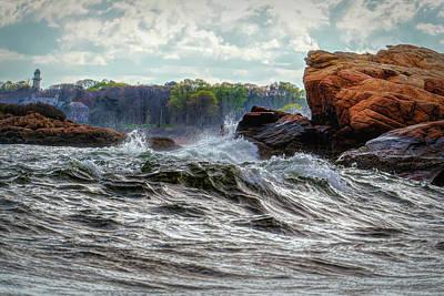 Photograph - North Shore by Lilia D