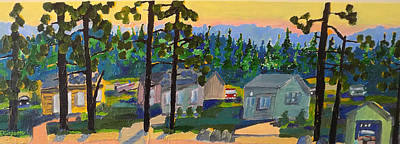 Painting - North Shore by Rodger Ellingson