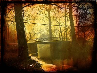 Photograph - North Webster Bridge by Michael L Kimble