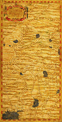 Sphere Painting - North-western India by Italian painter of the 16th century