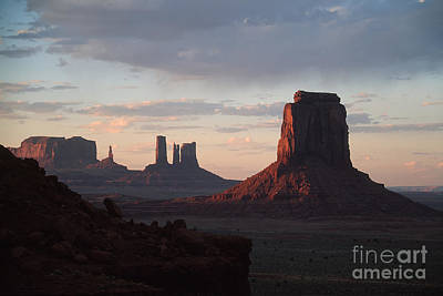 Photograph - North Window At Sunset by Stan and Anne Foster