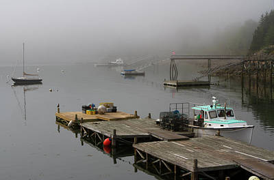 Photograph - Northeast Harbor by Juergen Roth