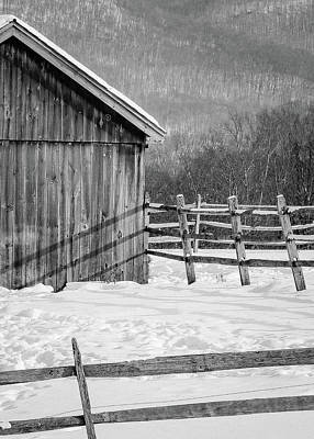 Photograph - Northeast Winter by Kendall McKernon