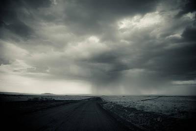 Photograph - Northern Arizona Thunderstorm by Scott Sawyer