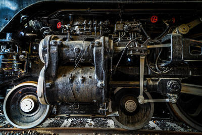Photograph - Northern Class Plumbing by TL Mair