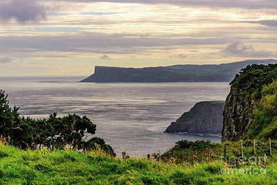 Photograph - Northern Ireland Coast by Elvis Vaughn