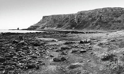 Photograph - Northern Ireland Coastline 1 by Rudi Prott