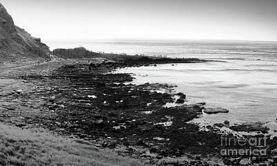 Photograph - Northern Ireland Coastline 2 by Rudi Prott