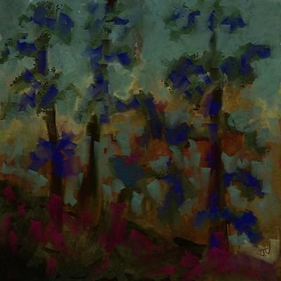 Digital Art - Northern Landscape II by Jim Vance