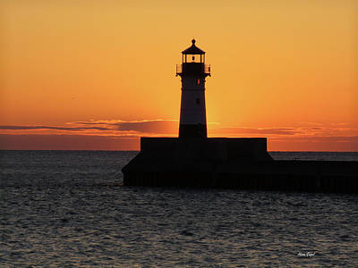 Duluth Photograph - Northern Latte by Alison Gimpel