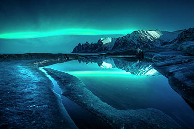 Photograph - Northern Light by Stefano Termanini