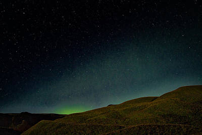 Photograph - Northern Lights #2 - Iceland by Stuart Litoff