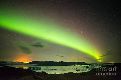 Northern Lights 6 Art Print