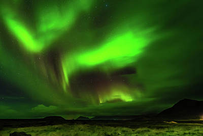 Photograph - Northern Lights by Chris McKenna