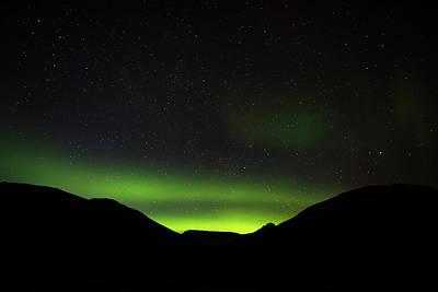Northern Lights Iceland Original by Sanket Sharma