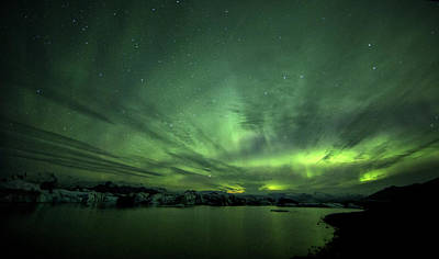 Photograph - Northern Lights by Jack Nevitt