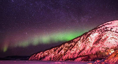 Nirvana - Northern Lights by Rob Andrus