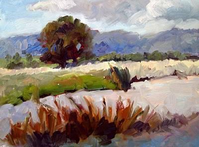 Northern Marin Art Print by Deborah Cushman