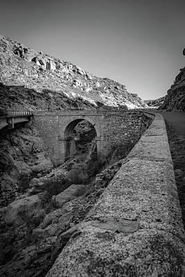 Photograph - Northern Spain Bridge by Henri Irizarri