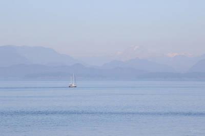 Photograph - Northshore Sailing by Rasma Bertz