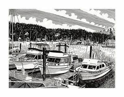 Northwest Yachting Gig Harbor Original