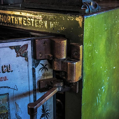 Photograph - Northwestern Safe by Paul Freidlund