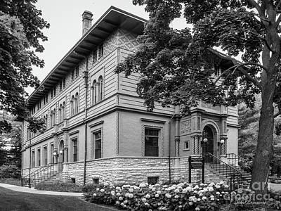 Photograph - Northwestern University Annie May Swift by University Icons
