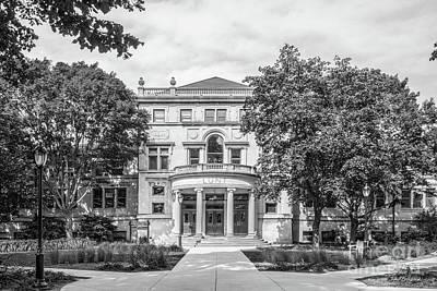 Photograph - Northwestern University Lunt Hall by University Icons