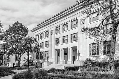 Photograph - Northwestern University Swift Hall  by University Icons