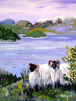 Painting - Norway A Wonderful Land by Phyllis Kaltenbach